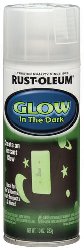 Rust Oleum Glow In The Dark Spray at Menards 1079 Lawn
