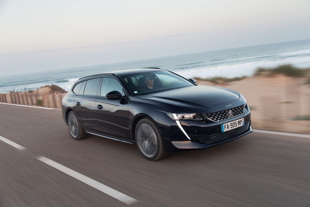 Groovy Test Peugeot 508 SW GT PureTech 225: The car is called wish | Auto SD29