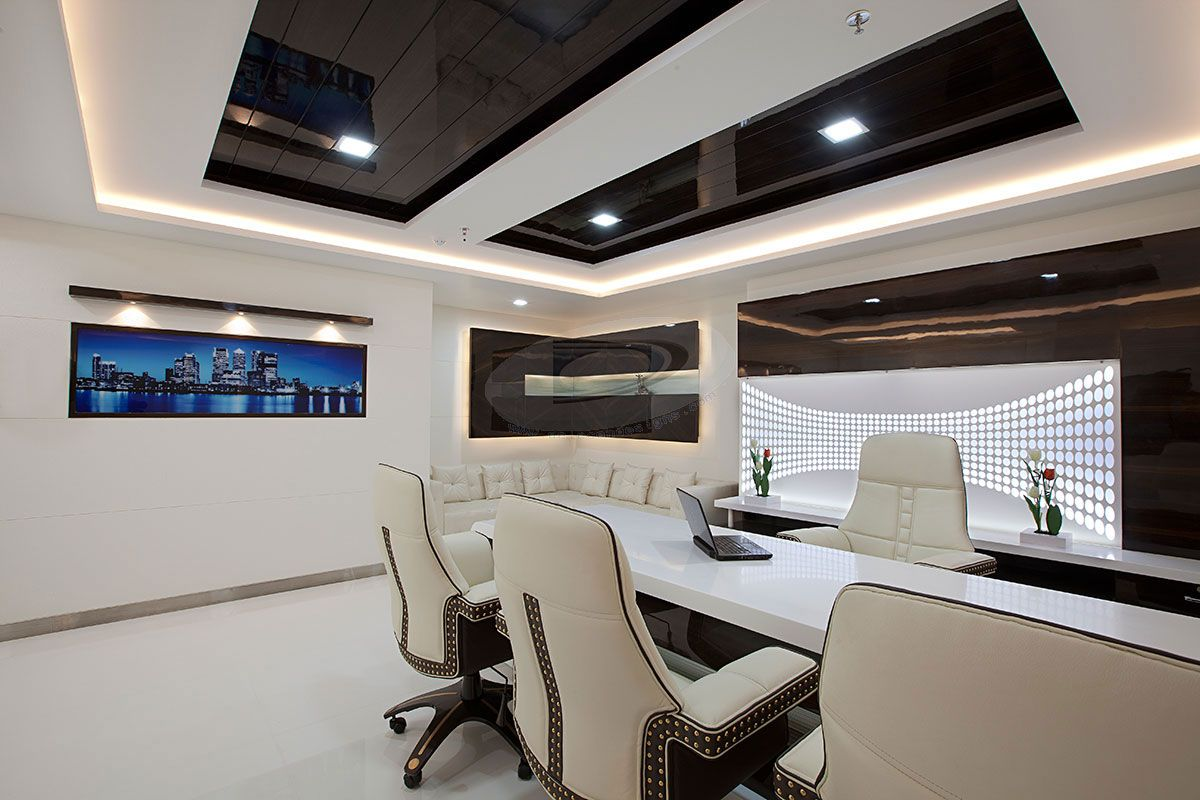 Varsha Group Office At Navi Mumbai Best Interior Designers In