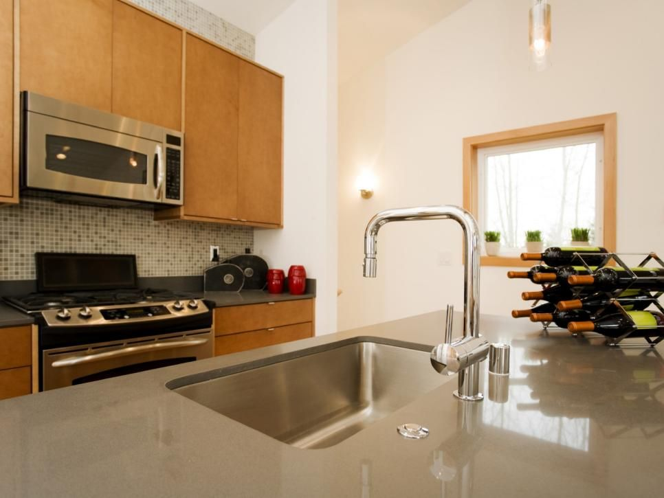 inspired examples of laminate kitchen countertops home kitchen rh pinterest co uk