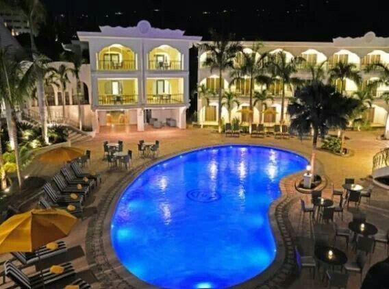 Hotel El Rancho. Haiti