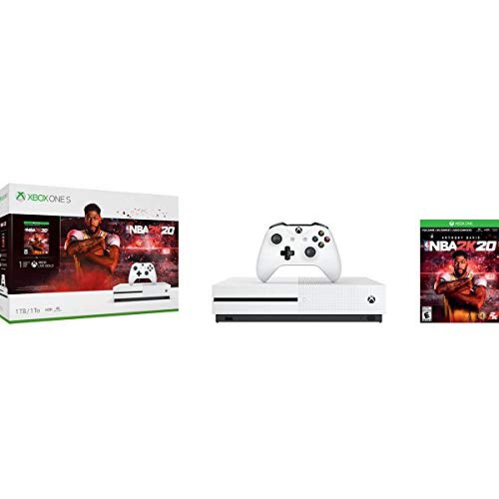 Xbox One S 1tb Console Nba 2k20 Bundle Price 299 Free Shipping Woocommerce Xbox One S 1tb Xbox One S Xbox One