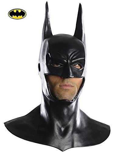 Rubies Costume Mens Arkham City Deluxe Batman Cowl Mask Black One Size @ niftywarehouse.com  sc 1 st  Pinterest & Rubies Costume Mens Arkham City Deluxe Batman Cowl Mask Black One ...