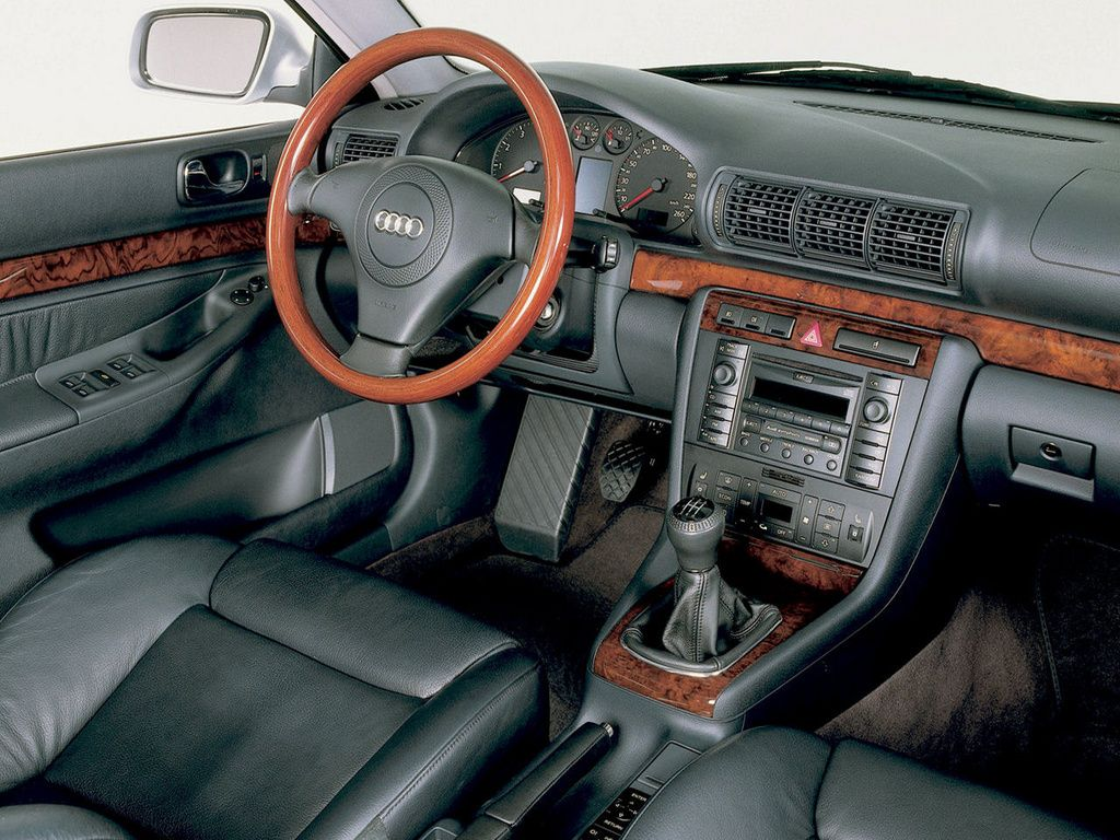 Audi A4 DTM Interior
