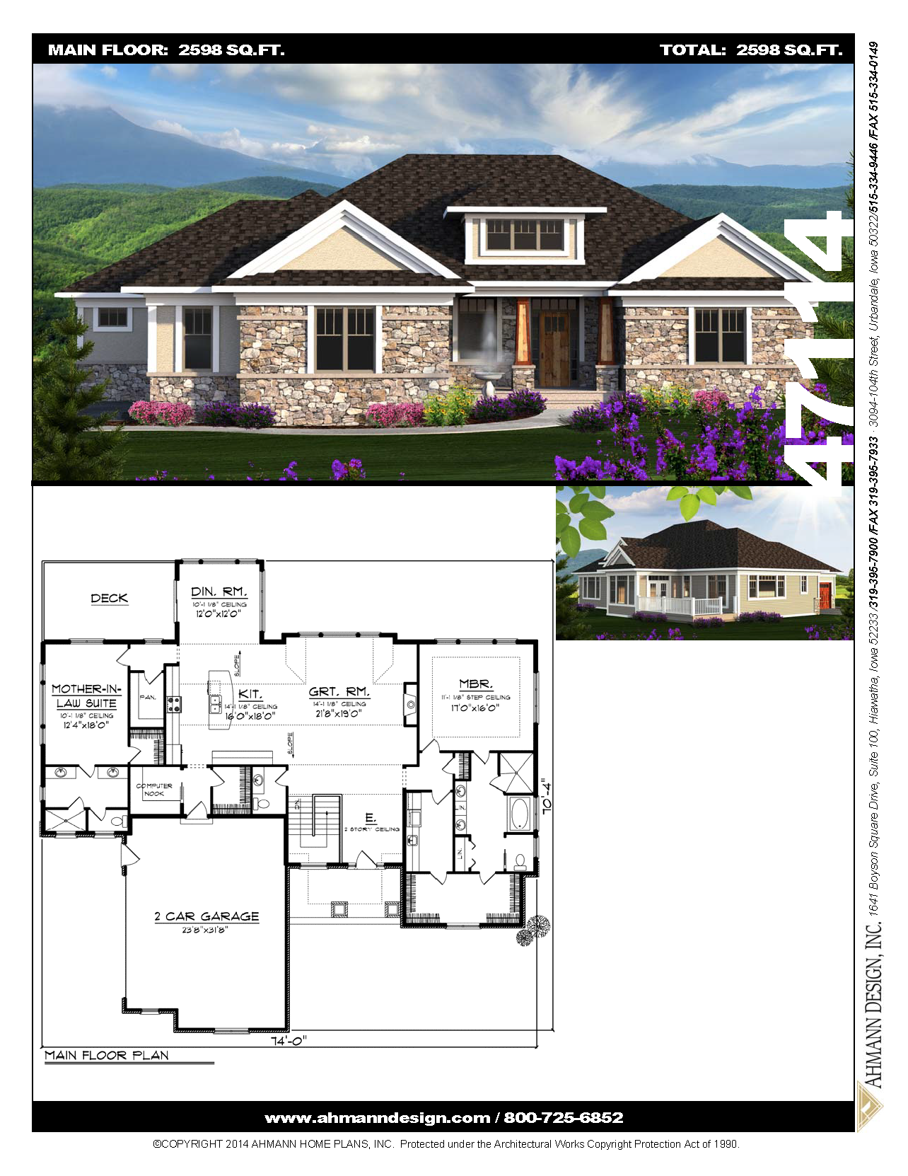 47114 House Layout Plans House Plans Open Concept Floor Plans