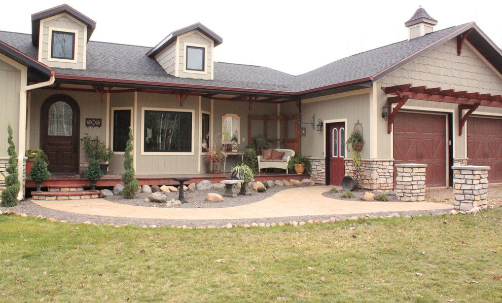 This House Features Siding In Diamond Kote Seal Entry - Wallpaperzen org