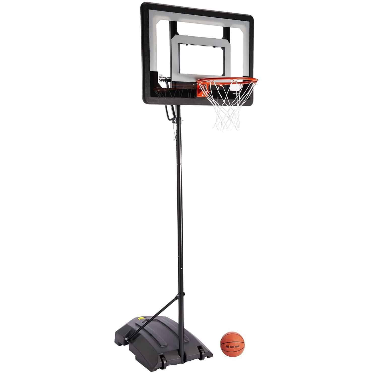 sklz pro basketball hoop system top 10 best portable basketball