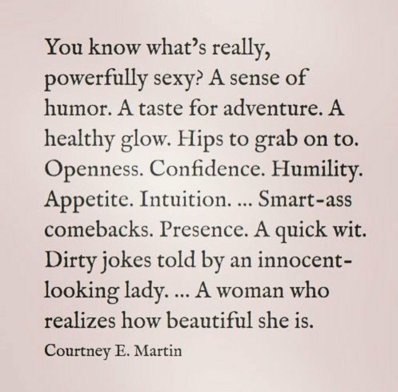 #sexy #powerful #quote