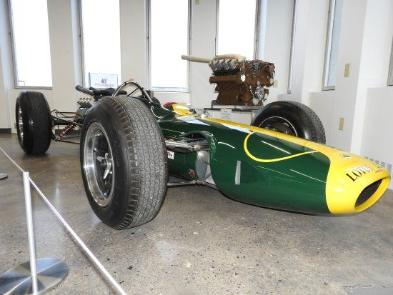 Indianapolis Motor Speedway Museum Indianapolis Picture Jim Clark Check Out Tripadvisor Members 10 Indianapolis Motor Speedway Motor Speedway Indianapolis