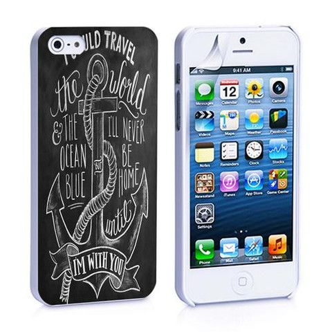 anchor im with you iPhone 4, 4S, 5, 5C, 5S Samsung Galaxy S2, S3, S4 C – iCasesStore