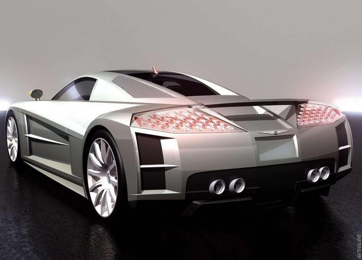 2004 Chrysler Me Fourtwelve Concept Luxury Cars Pinterest