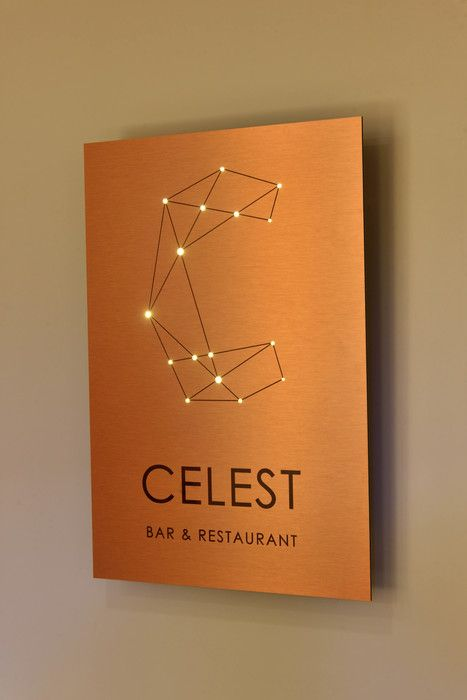 Celest (Lyon, France), Europe Restaurant | Restaurant & Bar Design Awards