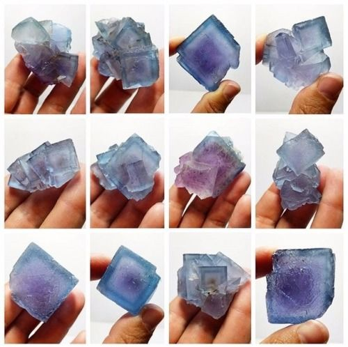 Fluorite gallery by @themineralcollective