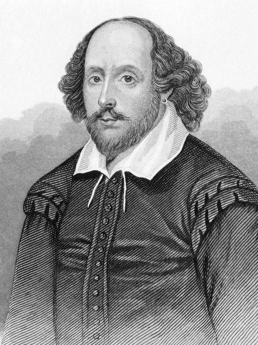 """Shakespeare invented a ton of words, like """"gossip"""" and """"lonely."""" 