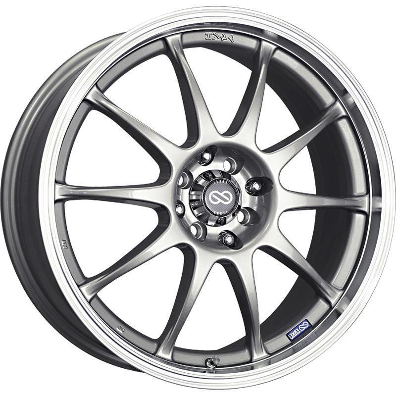 Enkei j10 performance wheel 15x65 rim size 5x1001143