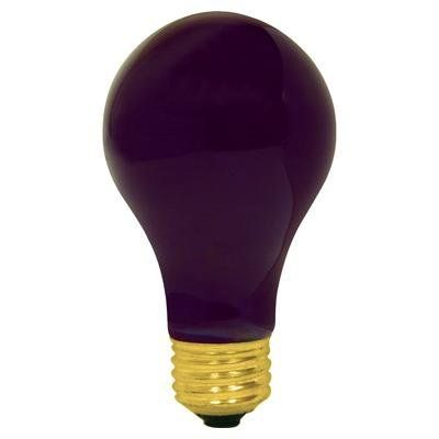 60 Watt A19 Black Light Industrial Grade Uv Light Bulb Long Life Blacklight Uv Bulb By Unknown 4 49 Black Light Black Light Bulbs Uv Light Bulbs Light Bulb