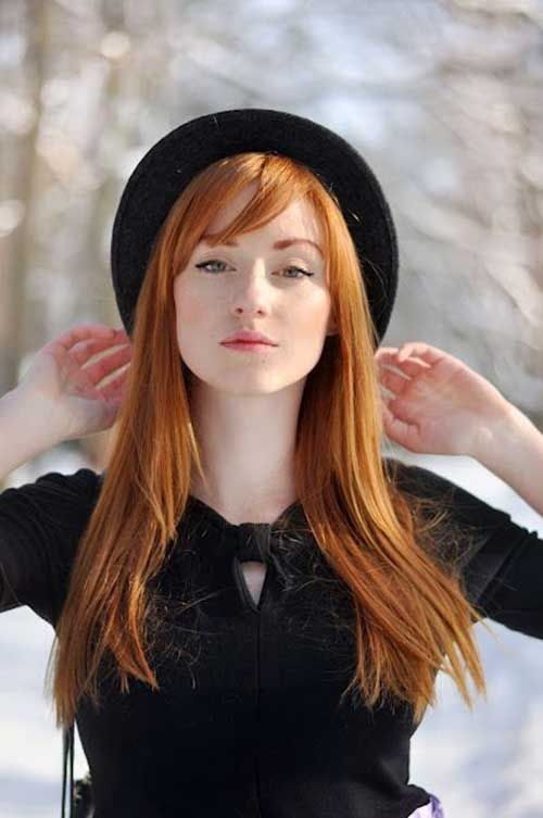 Ginger Hair Color 2017 Hair Pinterest Red Hair Hair Coloring