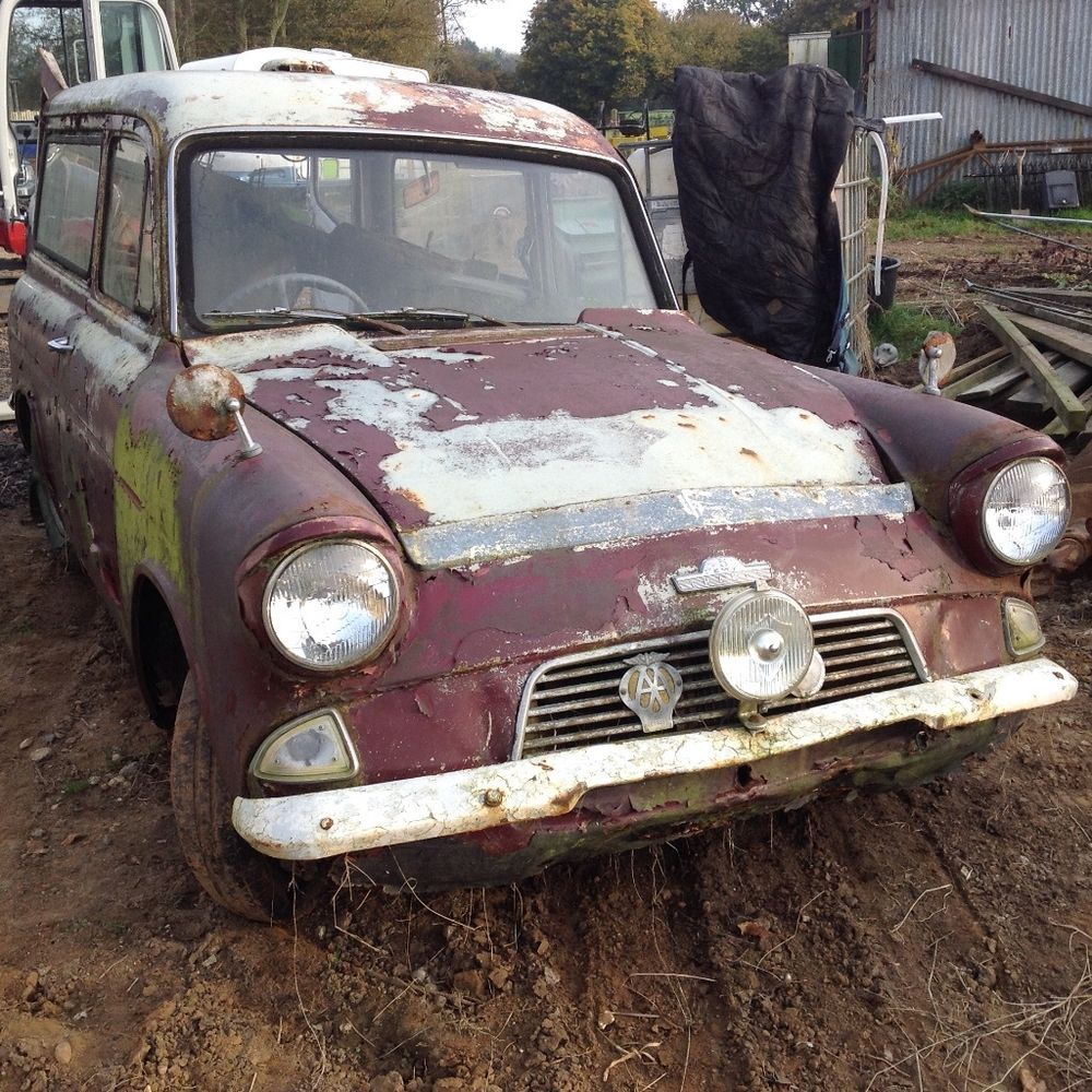 Anglia van conversion no v5 | Ford, Car ford and Vehicle