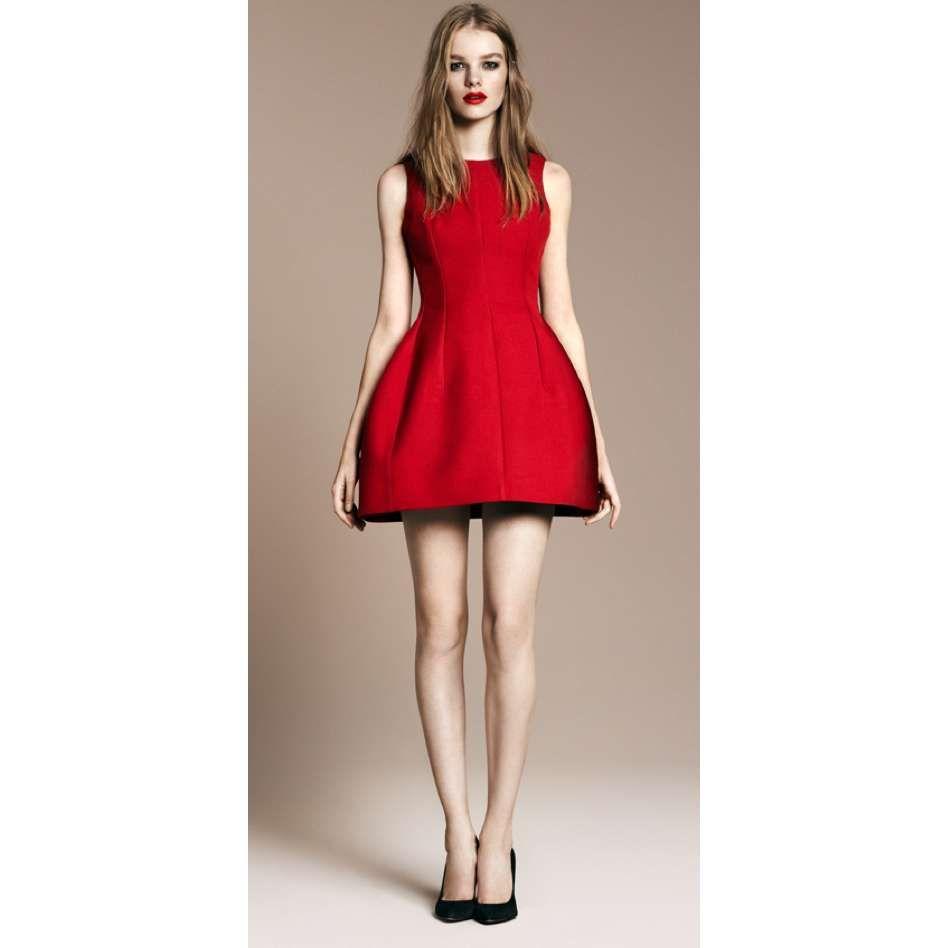 Tulip evening dresses