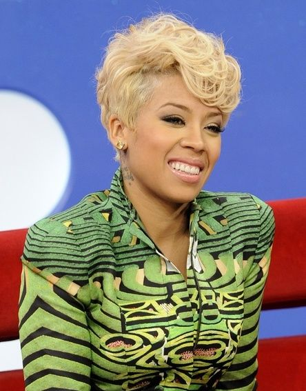 Wondrous 1000 Images About Hair On Pinterest Keyshia Cole Black Women Short Hairstyles Gunalazisus