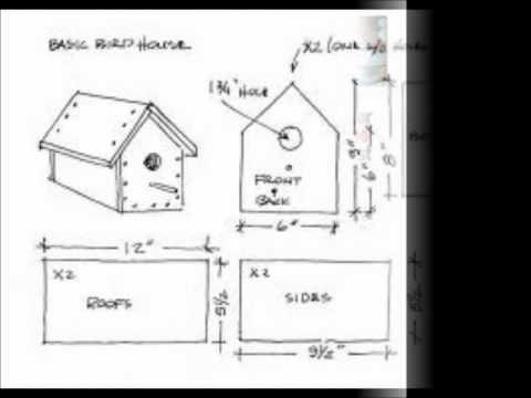 Bird House Plans Oregon workbench plans minecraft Building PDF ...