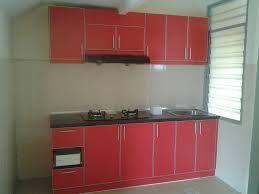 Kabinet Dapur Rumah Flat Google Search Kitchen Ideas Pinterest