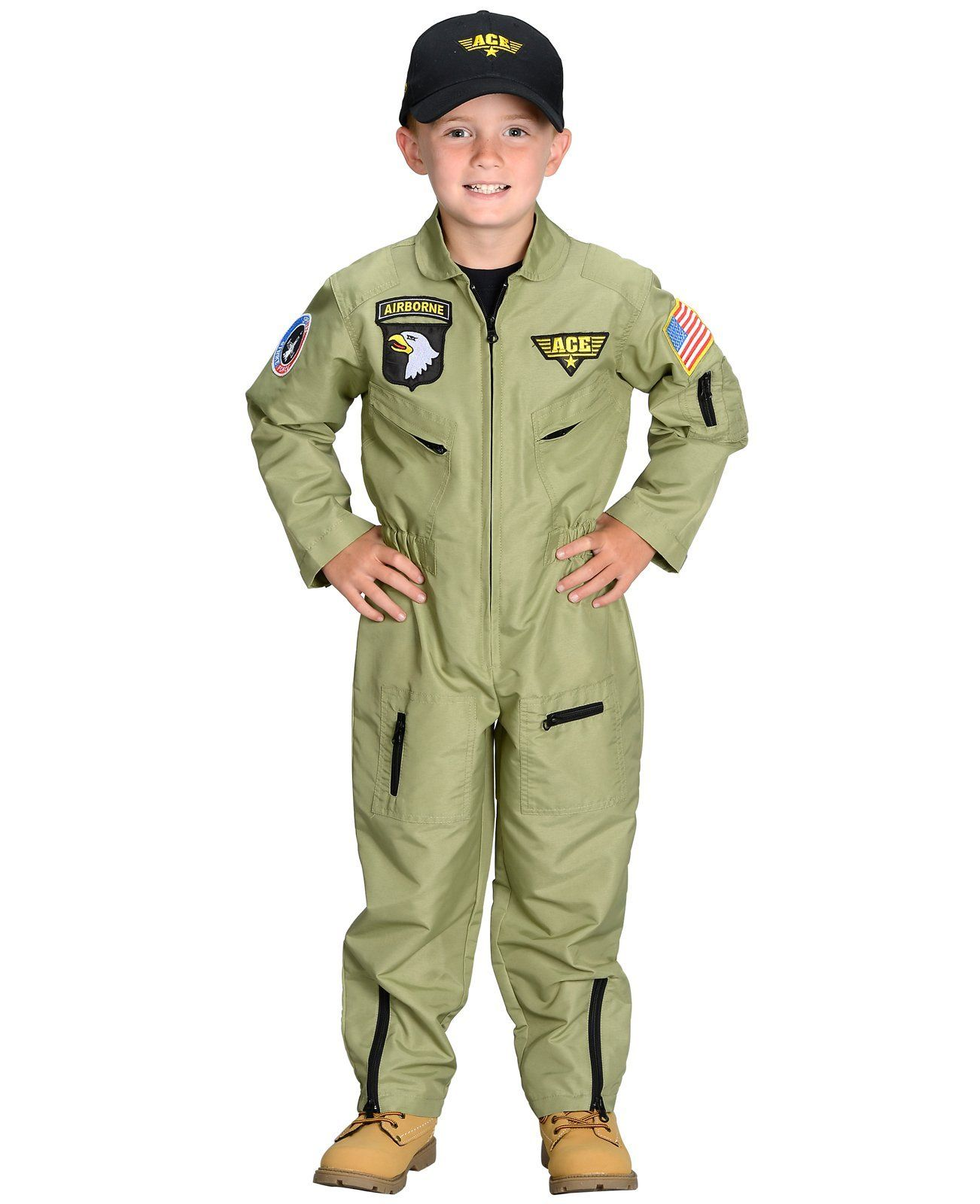 84b4a209b1ff Jr. Armed Forces Pilot Toddler   Child Costume