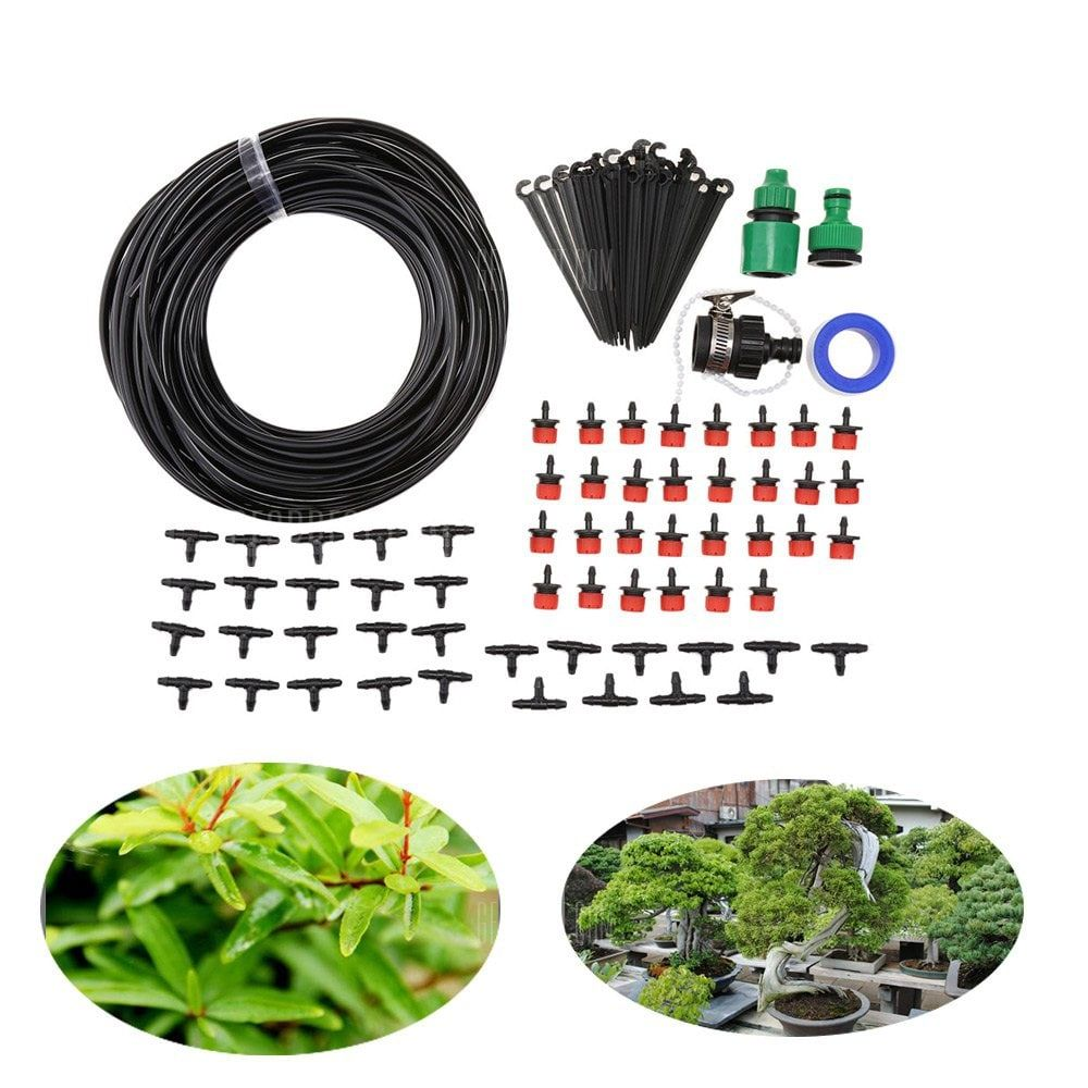 Wegarden DIY Drip Irrigation Tool Kit is part of garden Kids Tools - Only $23 99,buy Wegarden DIY Drip Irrigation Tool Kit at GearBest Store with free shipping