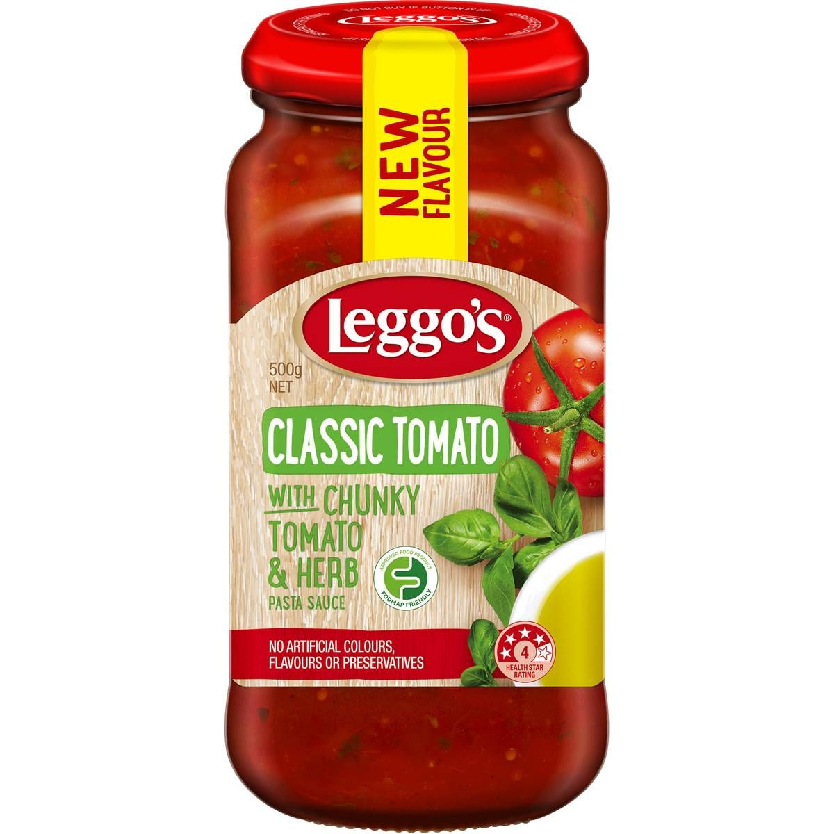 Leggos Classic Tomato Pasta Sauce With Chunky Tomato Herb 500g Woolworths Pasta Sauce Pasta Recipes Pasta Sauce Recipes