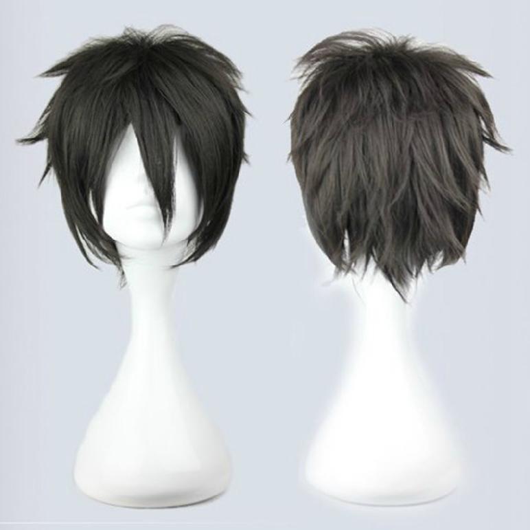 Sword Art Online Kirito Cosplay Wig Black Cosplay Wig Anime Wigs Sword Art Online