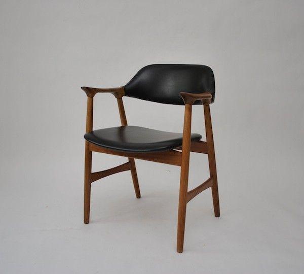 Mid Century stol «Carlton» – Skogen Design