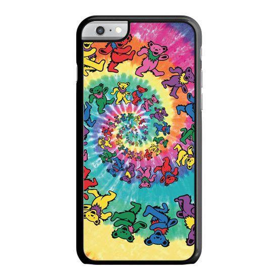 Grateful Dead Dancing Bears iPhone 6 Plus Case