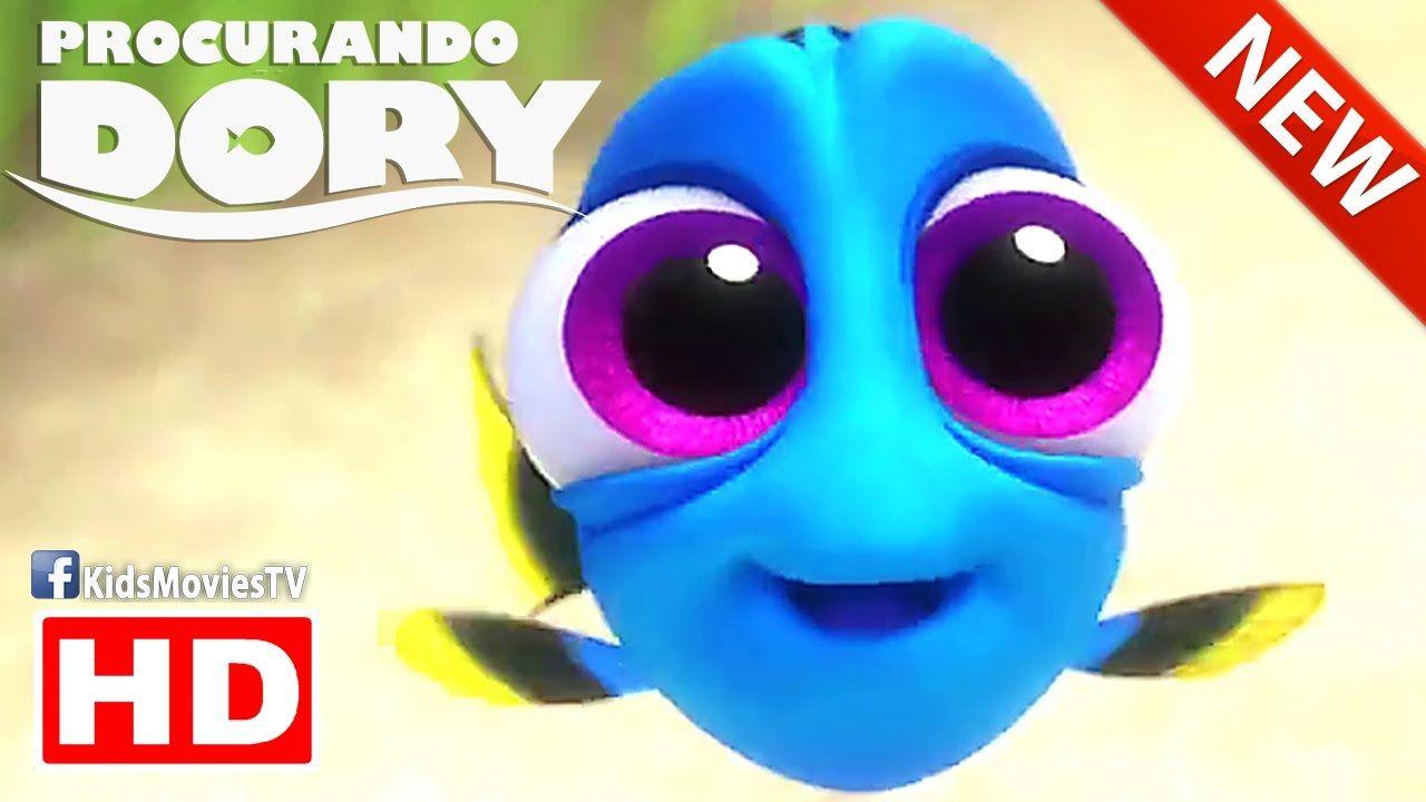 Procurando Dory Filme Completo Dublado Em Portugues 2016 Animacao Aventura Bebes Da Disney Disney Fofa Procurando Dory