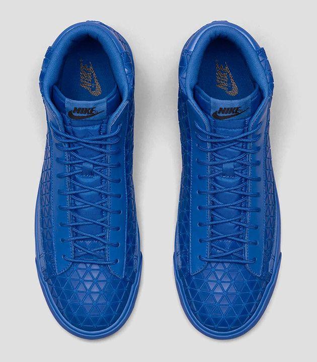 Nike Bazer Mid Metric Qs Royal Blue