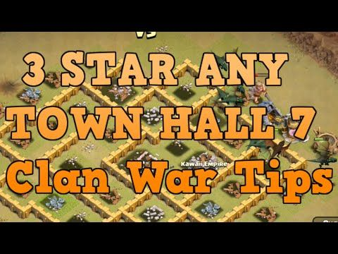 Best Town Hall 7 Clan War Attack Strategy 3 Star Any Th7 Clash Of Clans Tips Youtube Expensive But Great Strategy Tarot Decks Art Prints Tarot