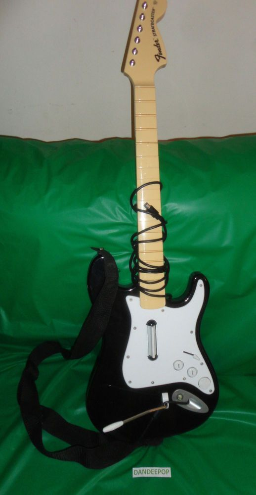Size Harmonix Rock Guitar Band