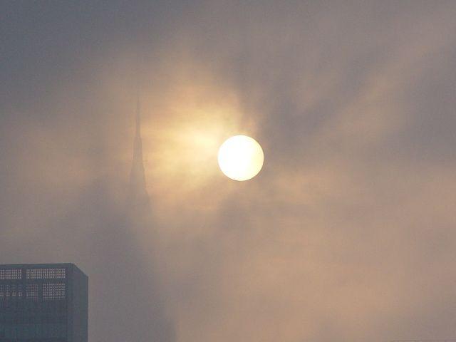 Sun & Chrysler Building
