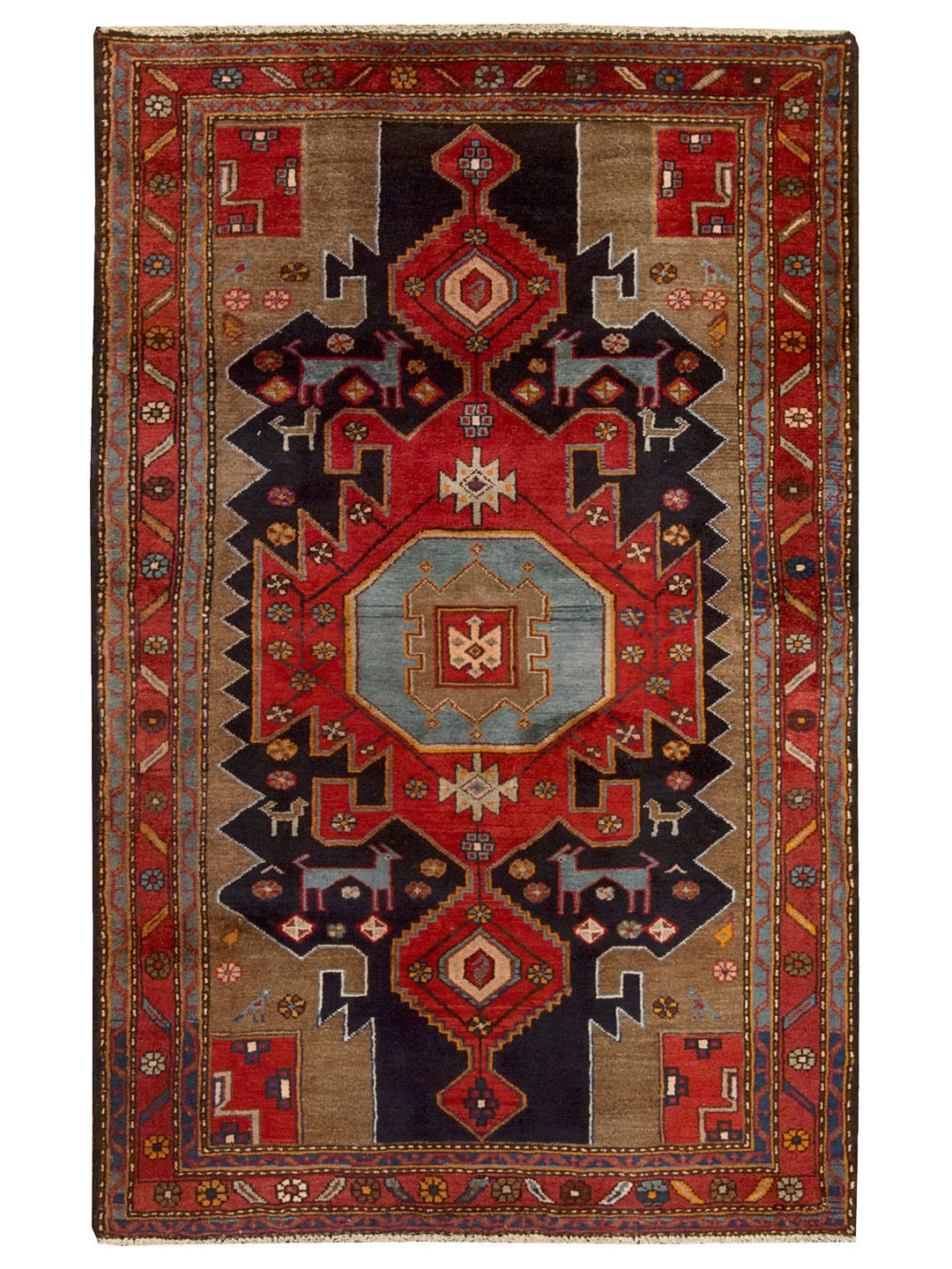 Tapis Iranien Fait Main Hand Knotted Persian Rug Home Decor And Design Pinterest