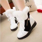 Female Warm Fur Plush Platform Shoes Price 3849  FREE Shipping Female Warm Fur Plush Platform Shoes Price 3849  FREE Shipping