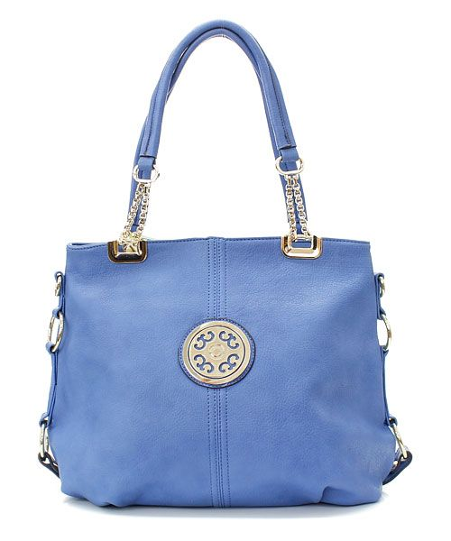 Cameron Satchel in Blue
