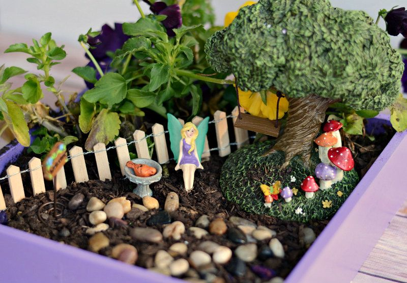 1000 images about Fairies Fairy Gardens on Pinterest Pretend