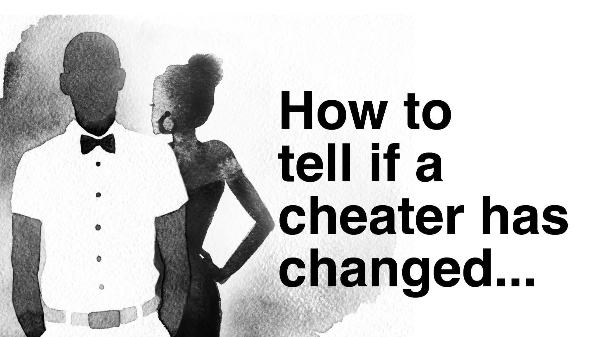 6 signs that he is cheating on you