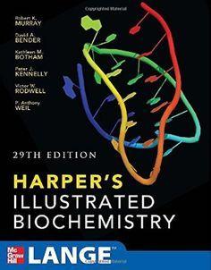 Harpers Illustrated Biochemistry 29th Edition Pdf