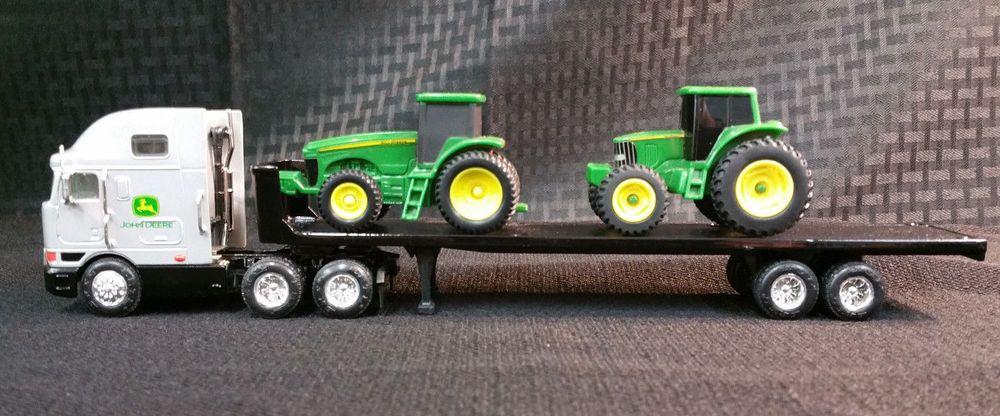 1/64 Semi Trucks & Trailers | Action Toys