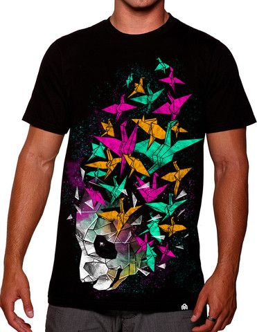 Let your imagination soar. #edmfashion #rave #inspired