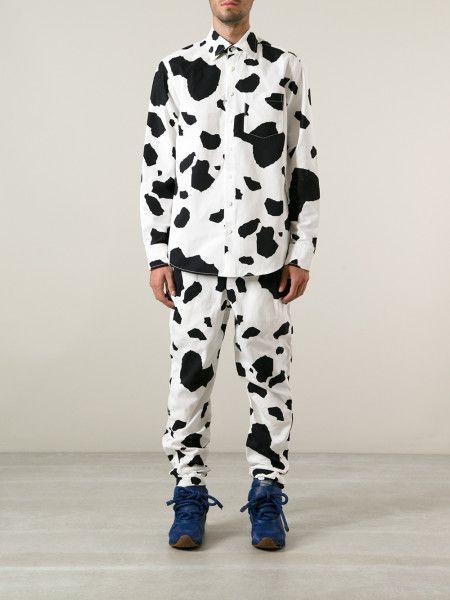 c64a102306c black and white print men clothes