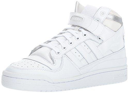 102a341b52f73 adidas Originals Mens Shoes Forum Mid Refined Sneakers ...