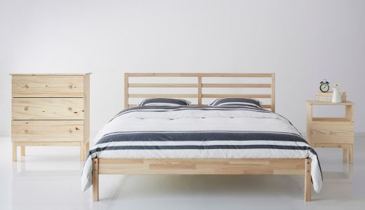 Us Furniture And Home Furnishings Pine Bedroom