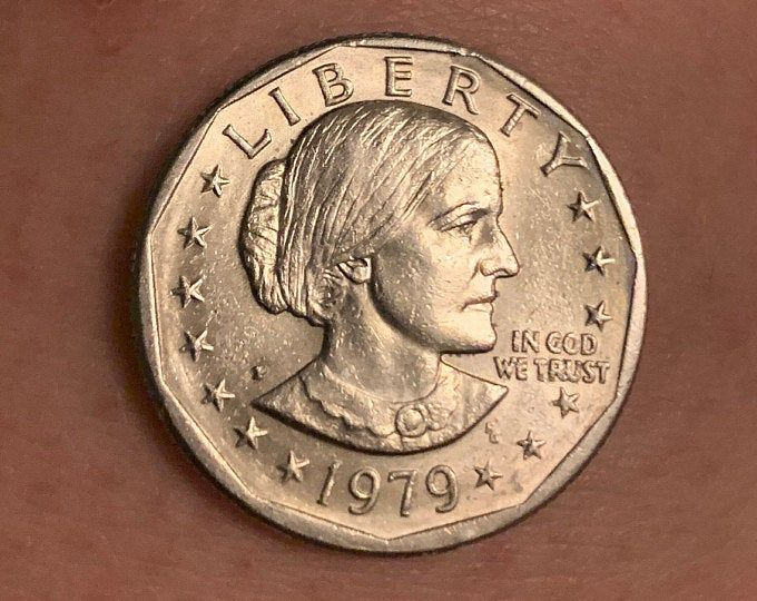 dollar coin susan b anthony values