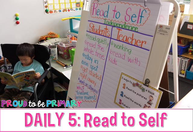 Setting Up A Classroom and Home Reading Program - Proud to be Primary